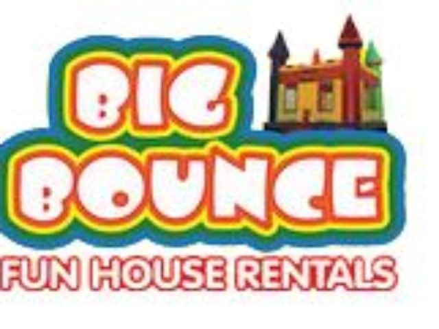 Big Bounce Fun House Rentals
