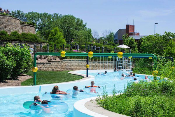 The Waterpark at the Monon Community Center