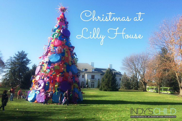 Christmas At Lilly House