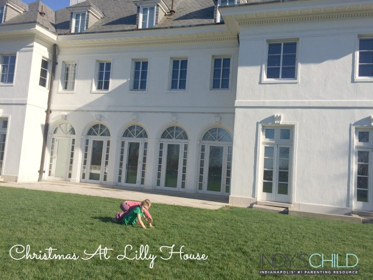 Christmas At Lilly House - Indy's Child