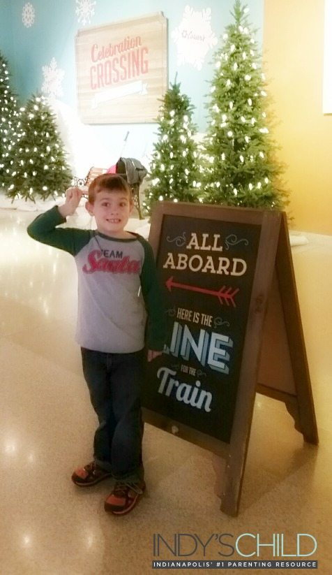 Celebration Crossing - Indiana State Museum - Indy's Child