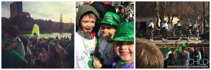 St. Patrick's Day fun in Indianapolis - Indy's Child Magazine
