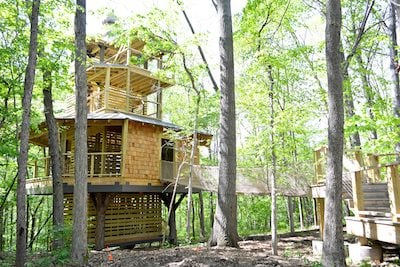 Conner Praire Treehouse