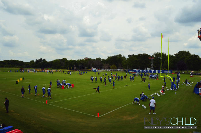 Indianapolis Colts training camp _ Indy's Child