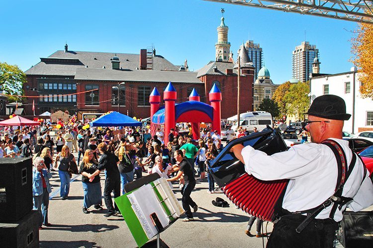 Discover your inner German and party at the Athenaeum during GermanFest. The Wiener dog races, strong man competition and yodeling contest are must-sees.