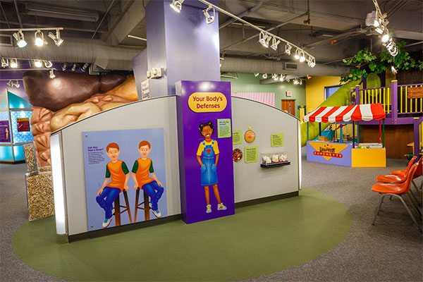 Located just minutes from downtown, The Children's Museum of Indianapolis features five floors of fun and interactive learning that have the power to transform the lives of children and families across the arts, world cultures, sciences, and humanities.