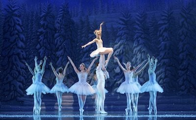 Nutcracker Ballet preformed by the Central Indiana Dance Ensemble