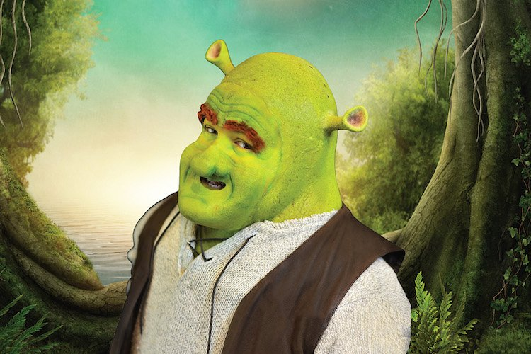 Shrek, The Musical debuts at Beef & Boards