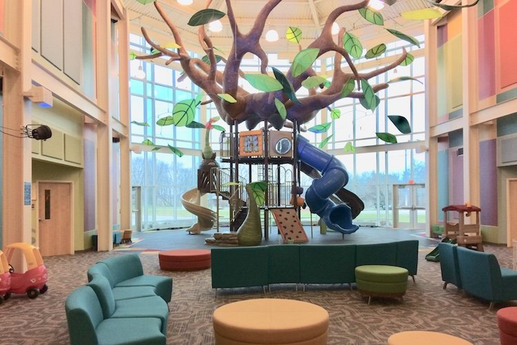 The Treehouse at Plainfield Christian Church - Free things to do in indiananapolis