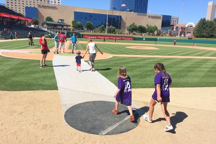 Summer Fun for Families at Victory Field