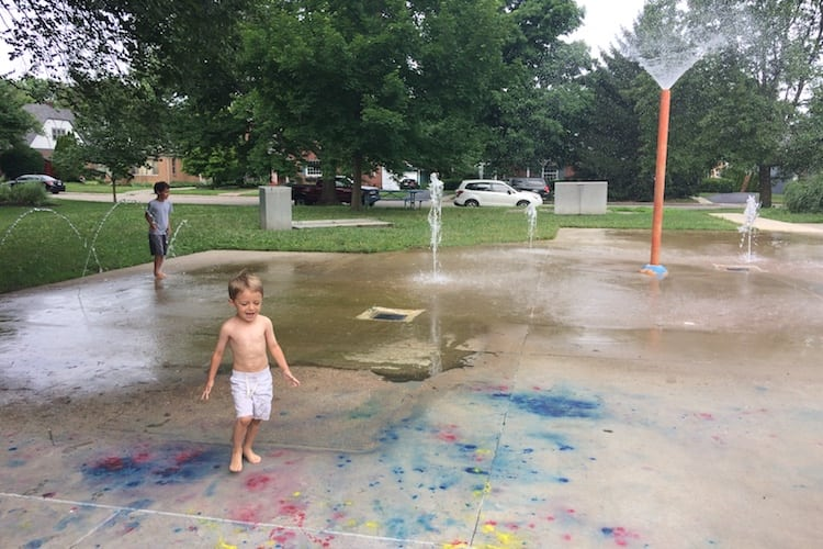Dan Wakefield Park and Splash Pad