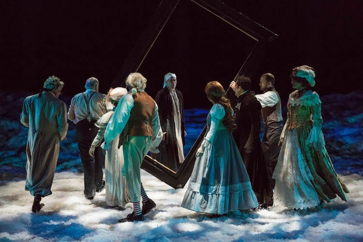 A Christmas Carol at the IRT2