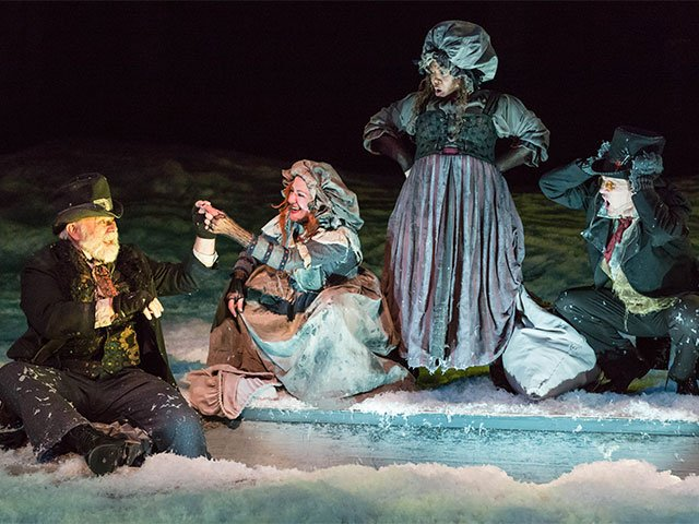 """Catch """"A Christmas Carol"""" at the"""