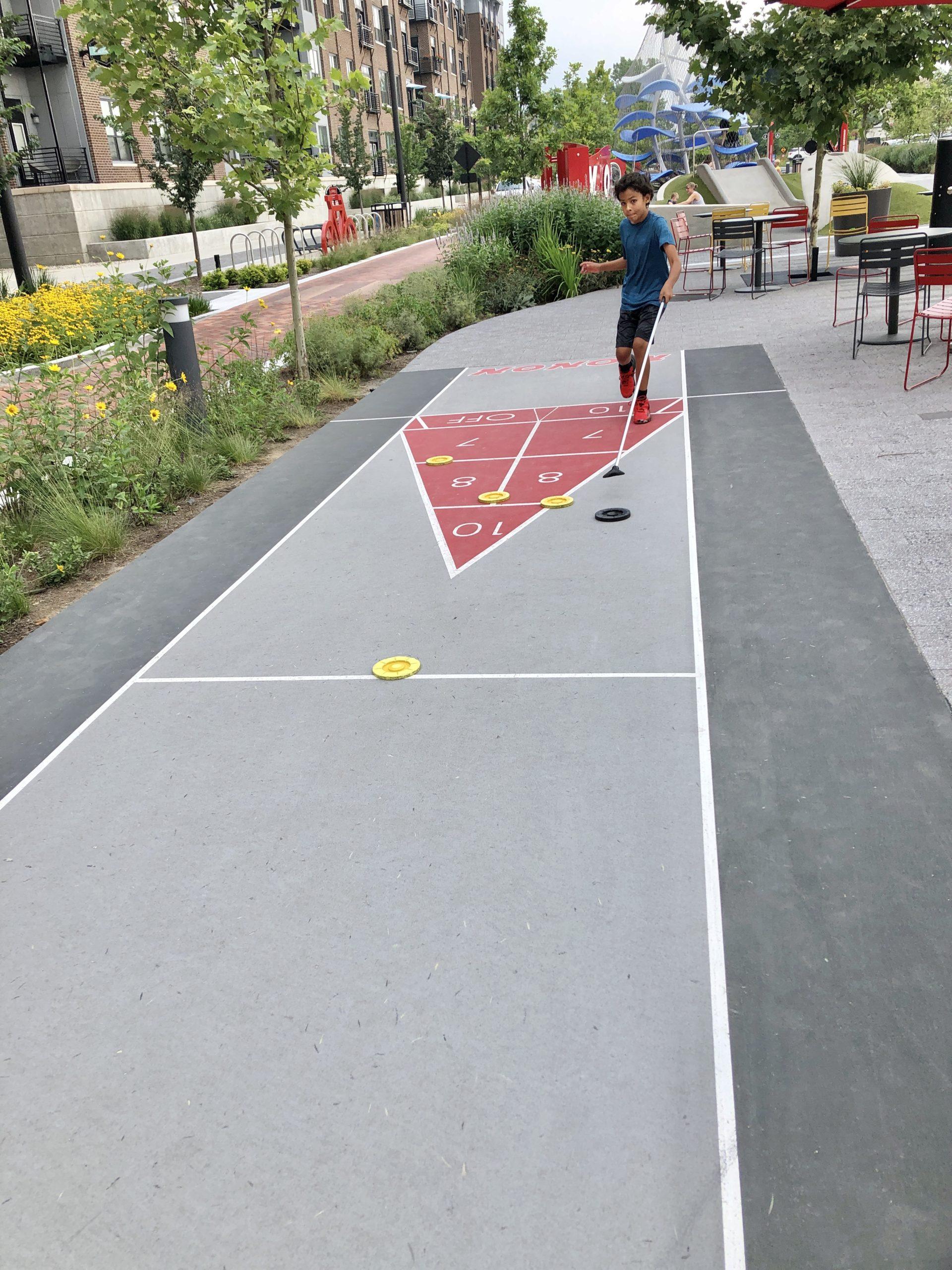 Midtown Plaza Carmel playground